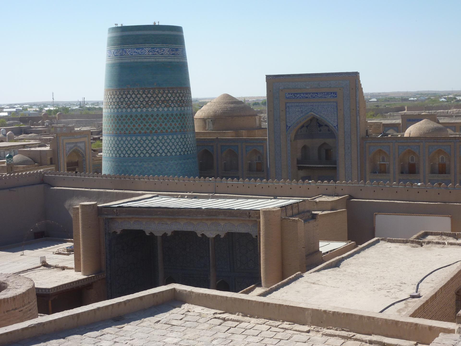 Khiva Kalta Minor