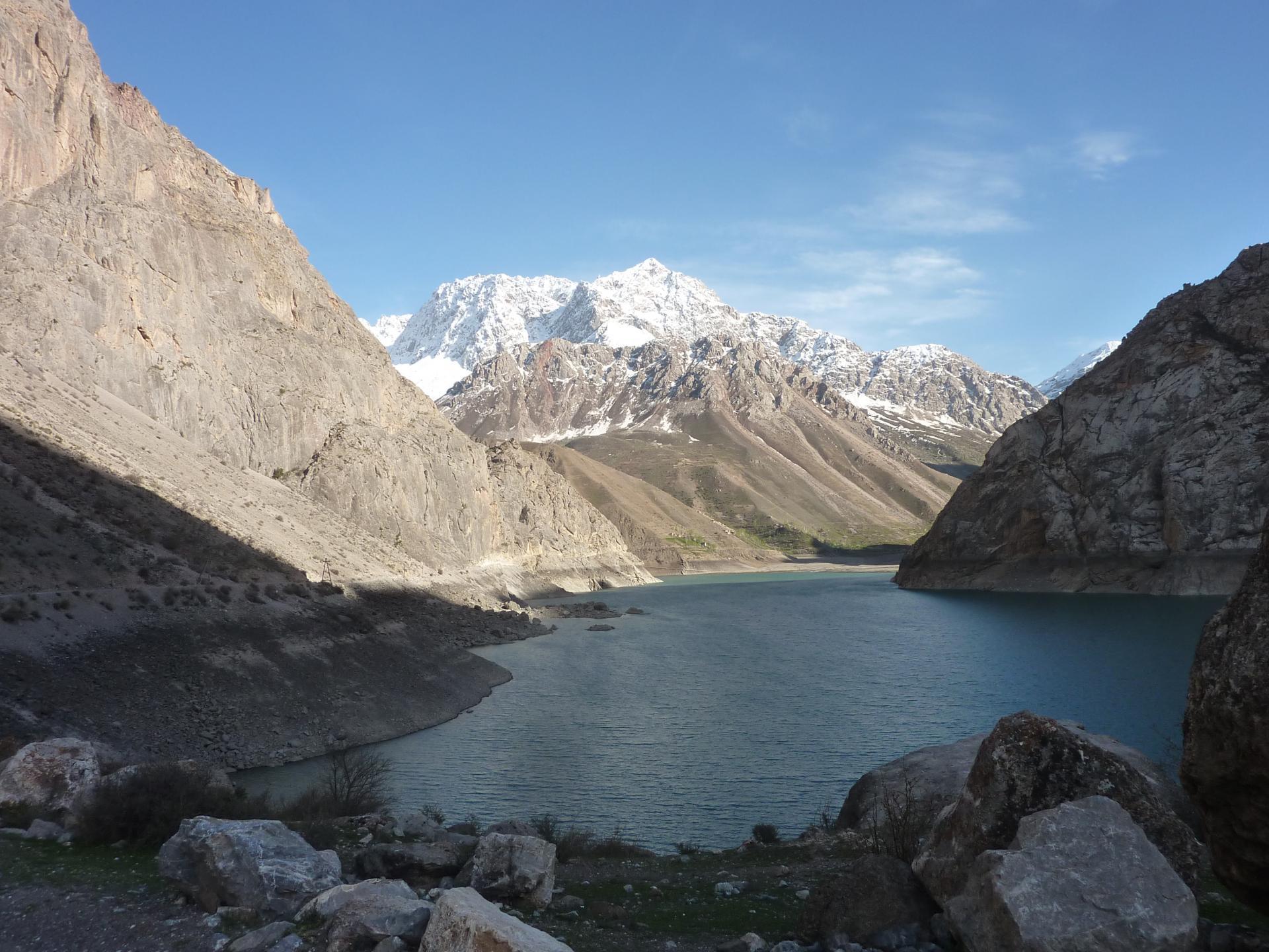 les sept lacs