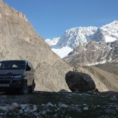 Jeep tour aux sept lacs